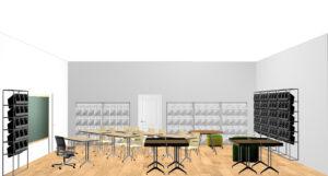 Кабинет Цветоводство в программе Технология в школах